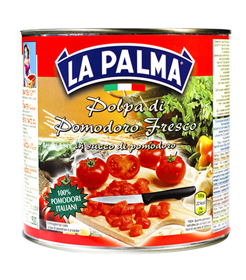 2500gr_polpa di pomodoro fresco in succo di pomodoro