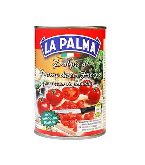 400gr_polpa di pomodoro fresco in succo di pomodoro